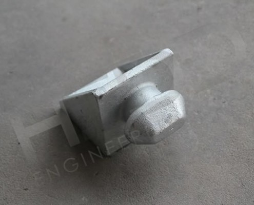 shipping container side twist lock