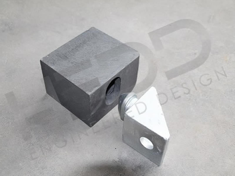 Shipping Container Side Twist Locks New Zealand
